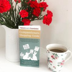 """12 Likes, 1 Comments - The Pip Box (@thepipbox) on Instagram: """"So this Sunday, we're getting cosy with a brew and reading our new compassionate shopping guide by…"""""""