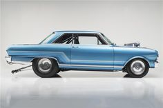 "1965 CHEVROLET NOVA SS ""DOBBERTIN'S"" CUSTOM - Barrett-Jackson Auction Company - World's Greatest Collector Car Auctions"