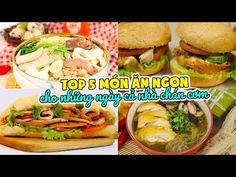 (474) Top 5 Món Ngon Cho Cả Nhà Những Ngày Chán Cơm | Feedy Món Ăn Ngon - YouTube Viet Food