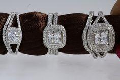 Choosing Diamond and Gemstone Rings Bridal Rings, Wedding Rings, Wedding Band, Dream Wedding, Engagement Sets, Halo Engagement Rings, Unique Rings, Beautiful Rings, Antique Style Engagement Rings