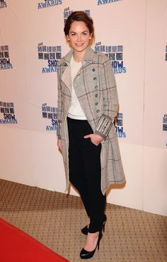 Ruth Wilson Photos: South Bank Show Awards - Arrivals
