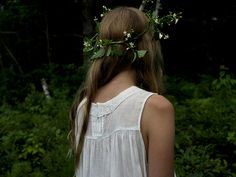 [ in the deep green forest ]