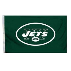 New York Jets Team Spirit Flag