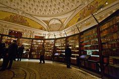 Thomas Jefferson's Library (Library of Congress)