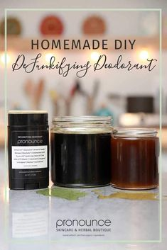 DeFunkifying DIY Deodorant – For sweaty armpits: Non-toxic & STILL no baking soda! • Pronounce Skincare & Herbal Boutique