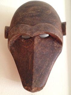 Monkey_wooden mask, Mali / Africa