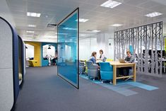 Inside SAGE Publishing's New London Office - Officelovin' #professionalofficedesigns
