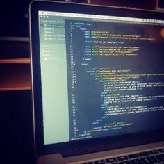 work in progress sunday dev integration developement webdesign html5