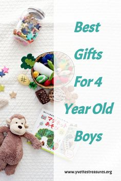 Gifts For 4 Year Old Boys - We have the ultimate list of birthday gifts for 4 year old boys. From remote control toys, to pogo jumpers to learning toys, and outdoor excitement. We have the best selection, visit us today and see for yourself! #kidstoys #giftsfor4yearoldboys #giftsforboys #birthdaygifts4yearolds