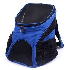 Katoot@ Hoopet Portable Outdoor Travel Pet Carrier Travel Dog Backpack Bag Puppy Dog Cat Bags Shoulder *** For more information, visit image link. (This is an affiliate link and I receive a commission for the sales)