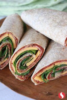 Wonderbaarlijk 17 Best Sandwiches & Wraps images | Wrap sandwiches, Food recipes HY-09