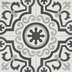 Cement Tile Shop - Encaustic Cement Tile Royale III