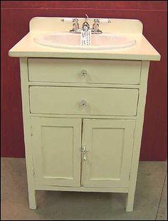 country bathroom vanities and cabinets antique bathroom vanity old kitchen