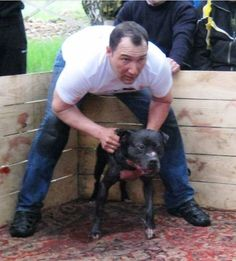 Bewwa's Pack This man's is Named Ruslan Tagirov. Poor dogs! Share to Flush him out, I would Love to see him Arrested and Charged for what he is doing! https://www.facebook.com/Bewwaspack/photos/a.392937004167807.1073741829.392914730836701/583362325125273/?type=1 <3