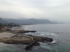 Long time since I've visited lovely Hermanus. Winter-peaceful. Had my first real dirty weekend here... 1978?