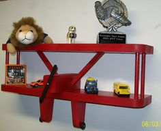 Hey, I found this really awesome Etsy listing at http://www.etsy.com/listing/158293312/small-airplane-shelf-kids-rooms-nursery