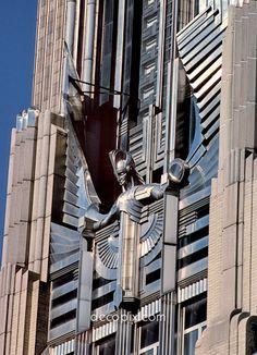 Decopix – The Art Deco Architecture Site – Art Deco Metalwork Gallery Decopix – Die Art-Deco-Architektur-Site – Art-Deco-Metallgalerie Arte Art Deco, Moda Art Deco, Art Deco Era, Architecture Site, Beautiful Architecture, Beautiful Buildings, Art Nouveau, Site Art, Statues