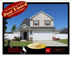 Contact Randy Bocook for all of your Richmond Hill, Georgia Real Estate Needs!