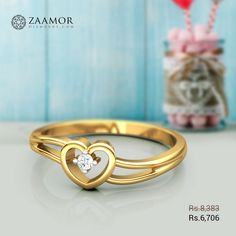 """Get terrific suggestions on """"buy diamond ring"""". They are offered for you on our website. Gold Chain Design, Gold Ring Designs, Gold Earrings Designs, Gold Jewellery Design, Gold Rings Jewelry, Womens Jewelry Rings, Diamond Jewelry, Jewelry Sets, Gold Finger Rings"""