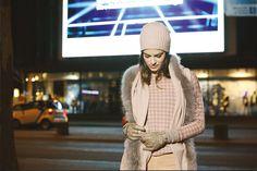 19 Cashmere, Winter Hats, Fashion, Fall Winter, Moda, Cashmere Wool, Fashion Styles, Paisley, Fashion Illustrations