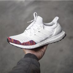 Ultra boost rainbow limited #MensSneakers @ig_fashionblog by menssneakers