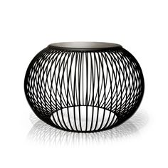 Wire Pouf Stool / Sidetable