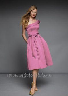 Este vestido es muy 'romance'