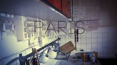 a paris apartment pinhole. incredibly trippy moco.