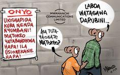 mwanzo   Mwananchi