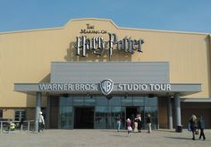 Harry Potter World.  Must-Visit-and-Drink-Butter-Beer!!