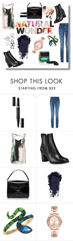 """""""Natural Wonder"""" by aldo-ii ❤ liked on Polyvore featuring Christian Dior, Calvin Klein, River Island, Timberland, Marc Jacobs, Betsey Johnson and Michael Kors"""