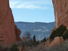 Garden of the Gods.  Loved this place.  Absolutely breath taking!!!