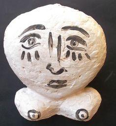 Alberto Péssimo Escultura executada na oficina da coop. Árvore  em 2009 Skull, Art, Etchings, Dibujo, Sculptures, Art Background, Kunst, Performing Arts, Skulls