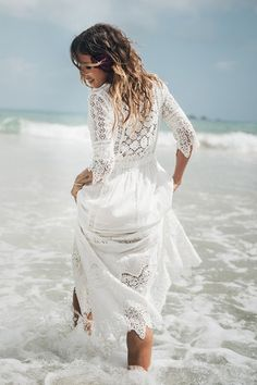 The Aurora Gown | Spell Designs