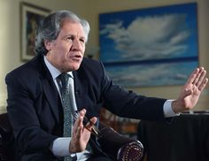 El secretario general de Organización de Estados Americanos (OEA), Luis Almagro, dijo este miércoles en Asunción que habrían de aplicarse