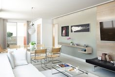 Living Room COlor Schemes in White Shades - Google Search