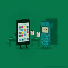 Witzige Illustrationen von Nabhan Abdullatif