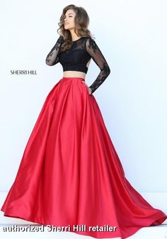 $558 Sherri Hill 50357 Sherri Hill Prom Dresses, Pageant Dresses, Cocktail | Jovani | Sherri Hill | Terani | Mac Duggal | La Femme | Jovani 92605 In stock