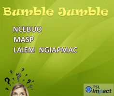 Here's a digital marketing brain teaser for you, For more info click here www.tslimpact.com