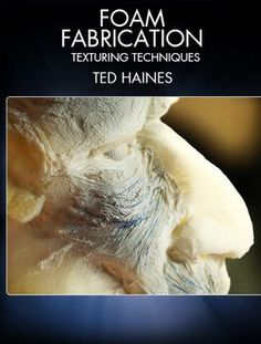 Learn texturizing techniques for foam creatures with Ted Haines (Iron Man, 300, Blade 2).