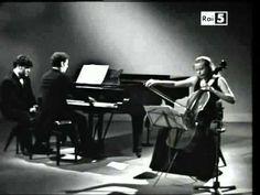 Brahms Cello Sonata No. 2 Op. 99 Du Pre Barenboim - YouTube