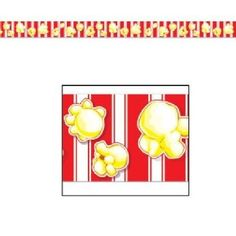 Popcorn-Party-Tape-3-034-x-20-039-1-PC-MOVIE-PARTY-B66155