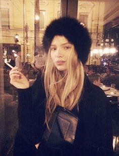Pretty People, Beautiful People, Heroin Chic, Mademoiselle, Winter Wonder, Mode Outfits, Looks Cool, Dream Life, Parisian