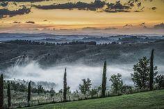 Province de Sienne, Toscane, Italie | Flickr: Intercambio de fotos
