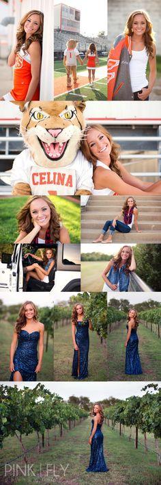 Haley   Celina High School Class of 2014   Celina, TX Senior Photographer » Pink Fly Photography