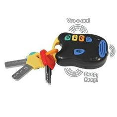 SALE!! Electronic Metal Keychain Toy BLACK REVIEW