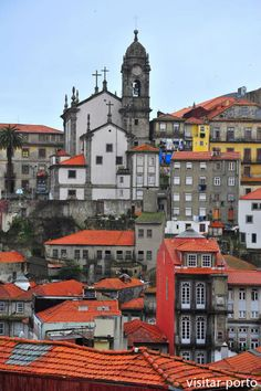The ancient city of Porto