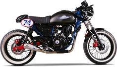 Bajaj Boxer cafe Racer Suzuki Gn 125, Cafe Racer, Moto Style, Scrambler, Cars And Motorcycles, Motorbikes, Boxer, Google, Vintage