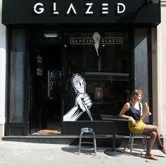 Glazed Glacier Rock 54, rue des Martyrs - 75018