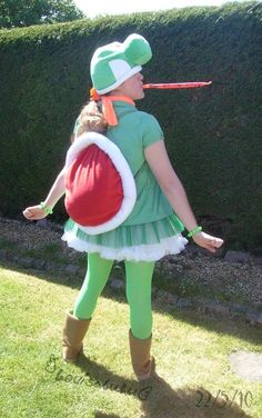 Cosplay Island | View Costume | louisalulu - Yoshi